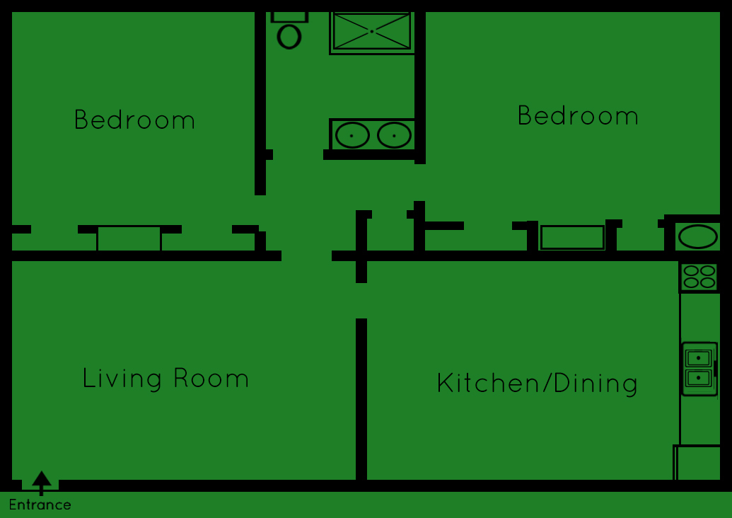 Eastbrook Village Green Floor Plans