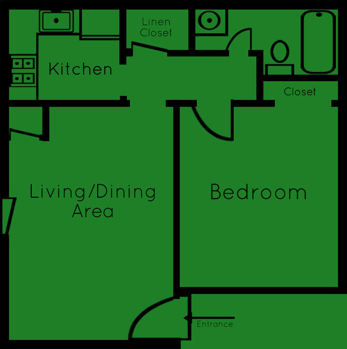 Apartments For Rent In Greenville Nc: Eastbrook & Village Green